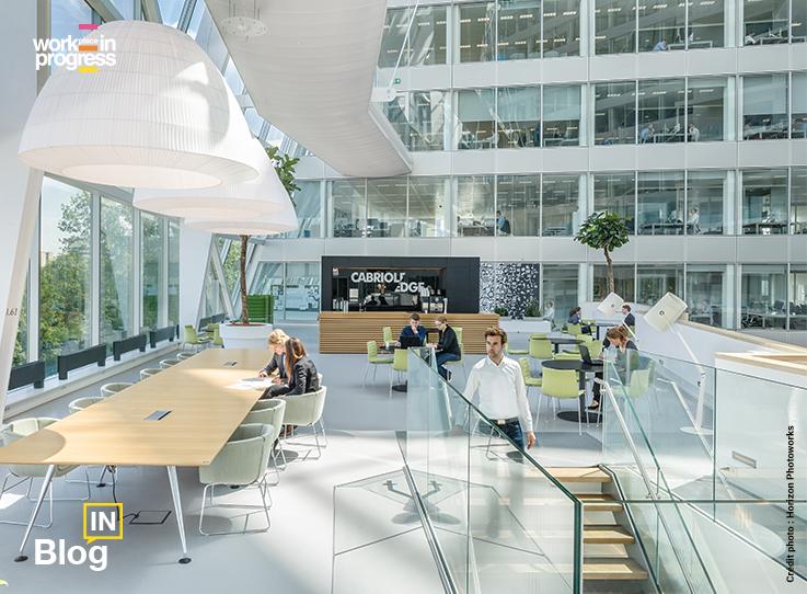 Quelle eXpérience Employé dans un bureau connecté ?