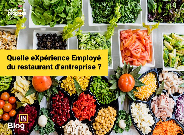 entrées de légumes frais et variés au restaurant d'entreprise
